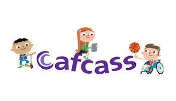 Advanced Client Logos cafcass