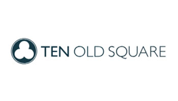 Advanced ten old square logo