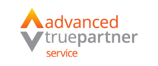 Advanced truepartner web logos service